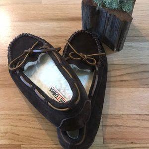 Minnetonka slippers